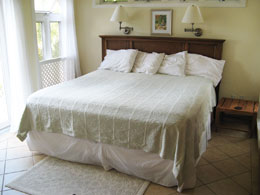 King bedroom suite
