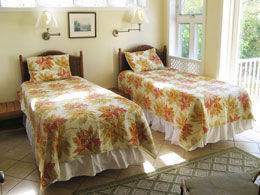 Twin King bedroom suite